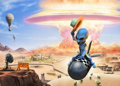 Area 42 Rocket Ride