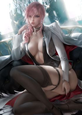 Lightning suit