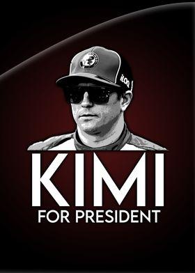 Kimi For President