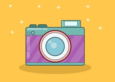 Cute Photo Camera