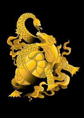 turtle mystical beast