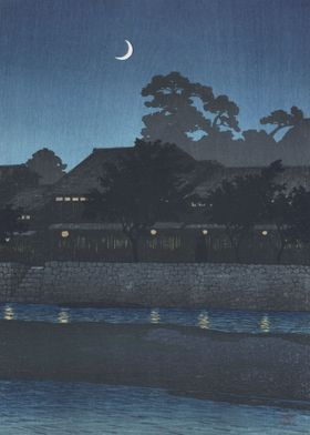 Night At Nagare Kanazawa