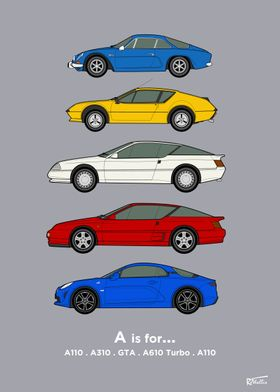 A is for Classic Sportcars