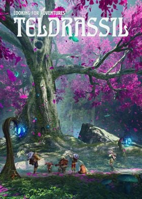 Teldrassil novel