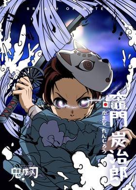 Anime Demon Slayer Tanjiro