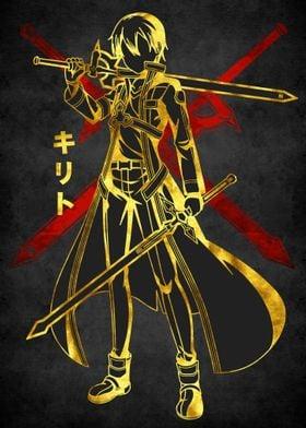 Kirito Sword Art Online