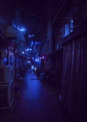 Cyber street Tokyo