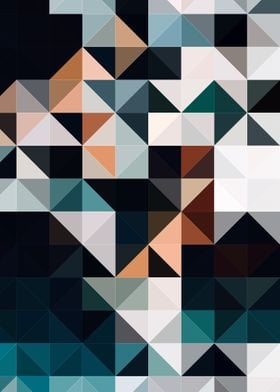 Abstract Geometric Art I