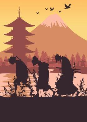 samurai champloo minimal