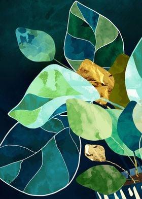 Indigo Plant I