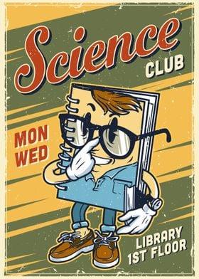 College Vintage Poster 10