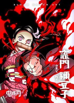 Anime Demon Slayer Nezuko
