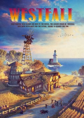Westfall Novel