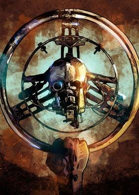 War Boy Wheel