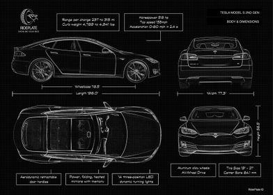 Tesla Model S 2nd Generation
