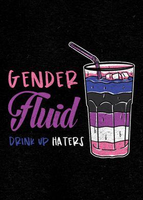 Genderfluid Quote