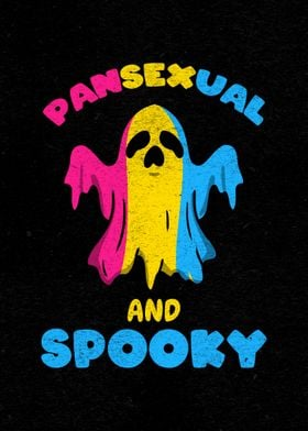Pansexual and Spooky