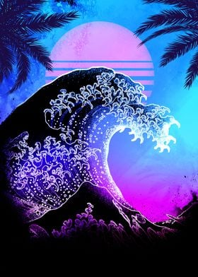 Soul of the Great Wave