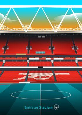Emirates Stadium Stand