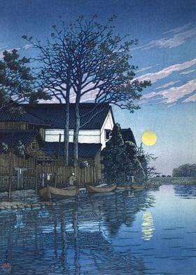 Moonlight Over Itako