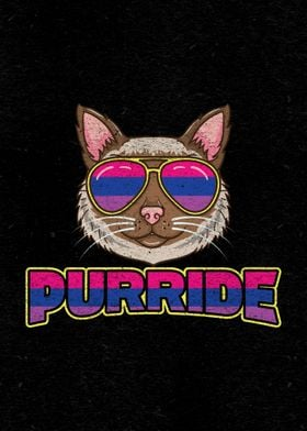 Purride Bisexual Pride