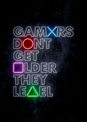 Gamers Dont Get Older