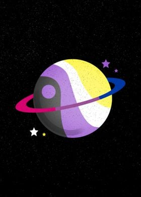 Nonbinary Bisexual Planet
