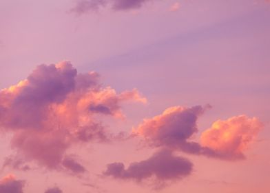 Sunset Clouds 02