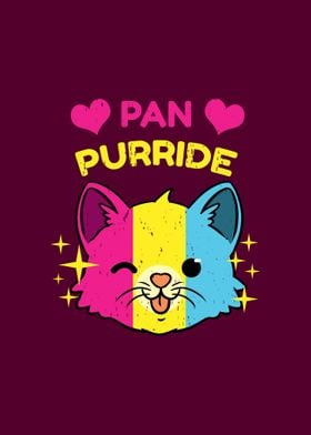 Purride Pansexual Pride