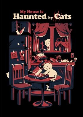 Haunted by cats