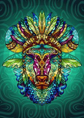 Water Buffalo Chief