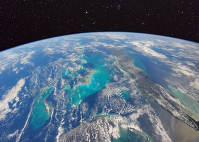 The Bahamas from Space 1