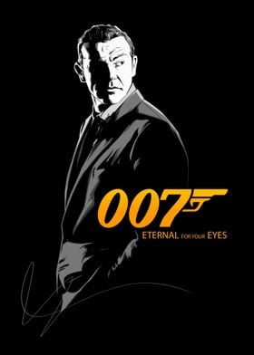 007 ETERNAL FOR YOUR EYES
