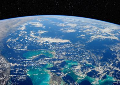The Bahamas from Space 2