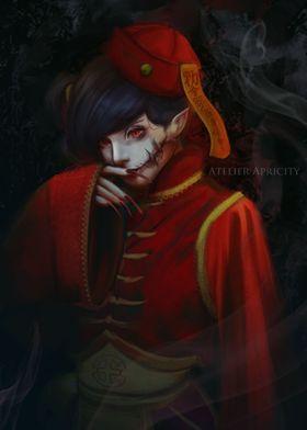 Vermillion Jiangshi