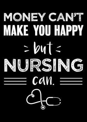 Nursing makes you happy