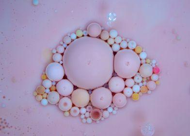 Bubbles Art Isabella