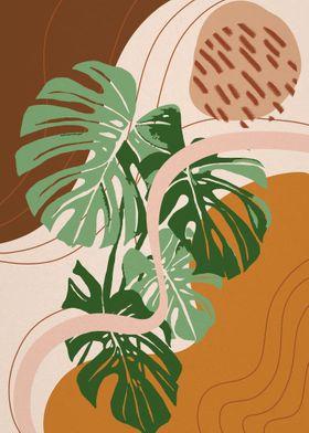 Bohemian Plants 6
