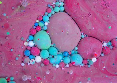 Bubbles Art CustardApple