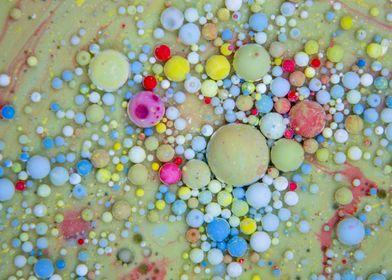Bubbles Art Cashew