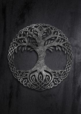 Tree of life Yggdrasil