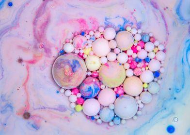 Bubbles Art Butter