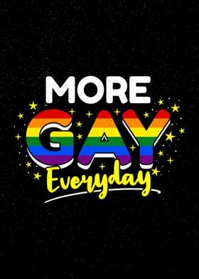 More Gay Everyday