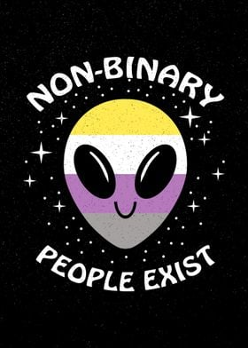 Nonbinary People Exist