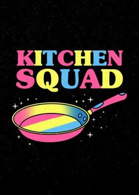 Kitchen Squad Pan Pride