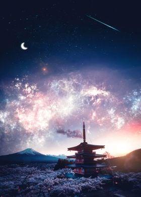 Mount Fuji Japanese