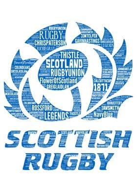 Scotland Rugby legends 3