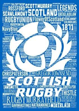 Scotland Rugby Legends