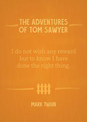 Tom Sawyer  Mark Twain
