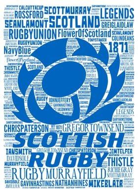 Scotland Rugby Legends 2